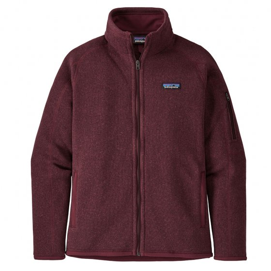 Patagonia W's Better Sweater Chicory Red