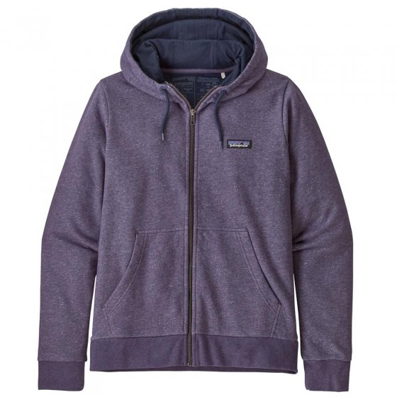 Picture of the full zip hoody front facing. Picture background is white.