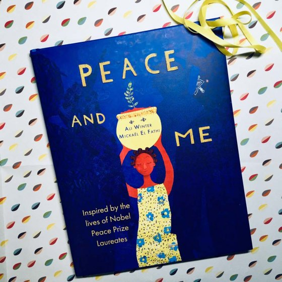 Peace and Me by Ali Winter