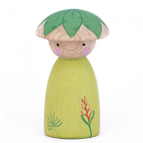 Peepul Botanical Peg Doll