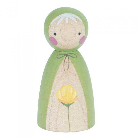 Peepul Buttercup Peg Doll
