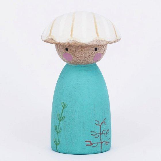 Peepul Seashell Peg Doll