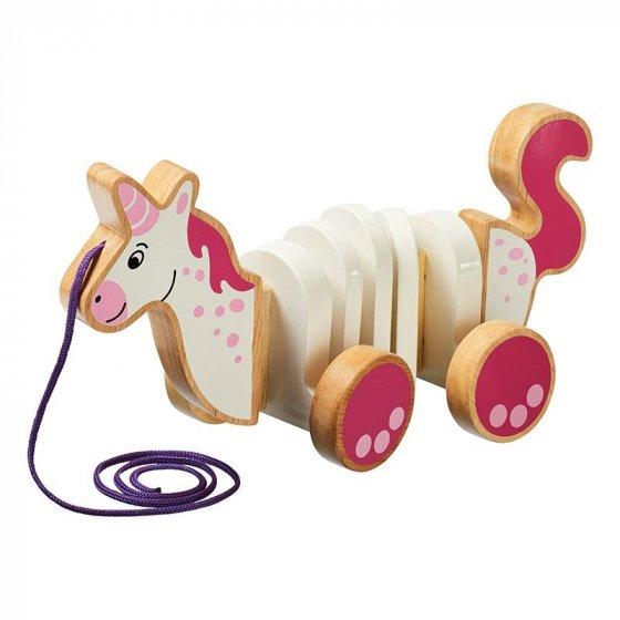 Lanka Kade Unicorn Pull Along
