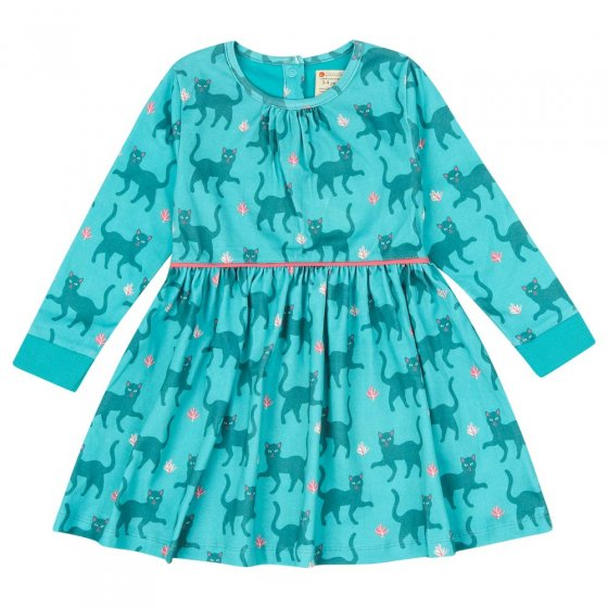 Piccalilly Cats Dress