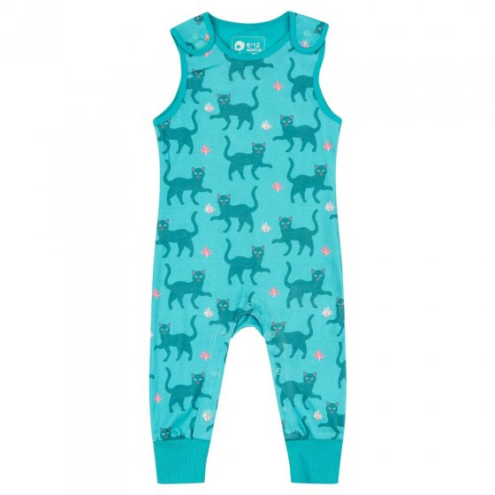 Piccalilly Cats Dungarees