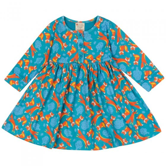 Piccalilly Foxes Dress