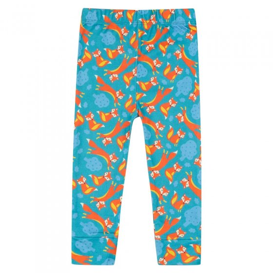Piccalilly Foxes Leggings