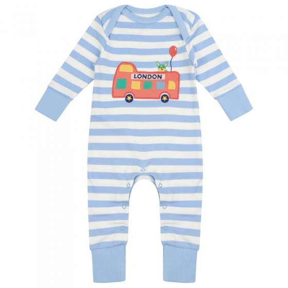 Piccalilly Little London Applique Playsuit