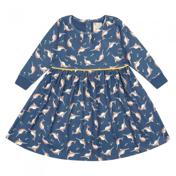Piccalilly Narwhals Dress