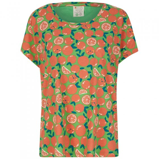 Piccalilly Adult Oranges T-Shirt