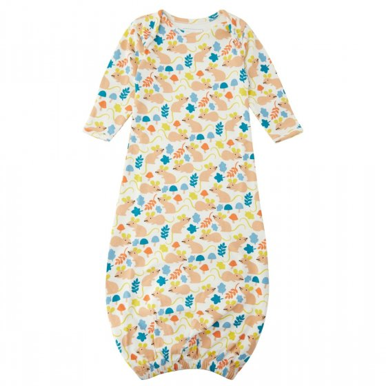 Piccalilly Fieldmouse Baby Nightgown