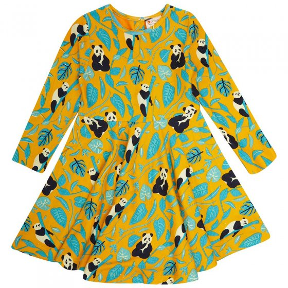 Piccalilly Skater Dress Panda
