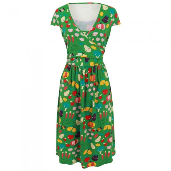 Piccalilly Adult Grow Your Own Wrap Dress