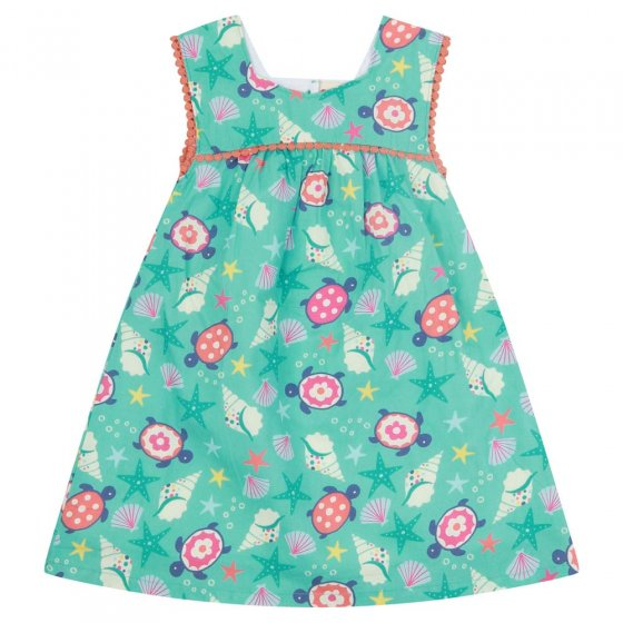 Piccalilly Deep Sea Dress