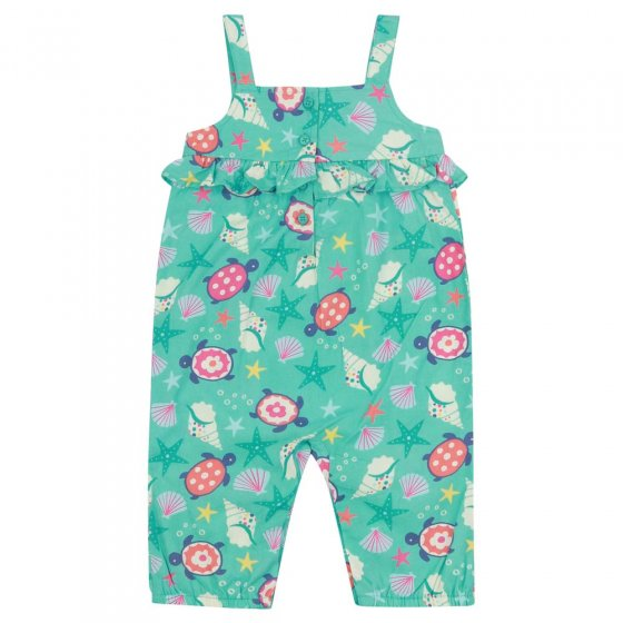 Piccalilly Deep Sea Dungarees