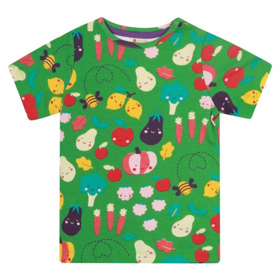 Piccalilly Grow Your Own Print T-Shirt