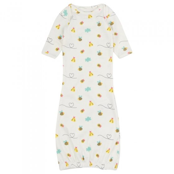 Piccalilly Little Wings Baby Nightgown