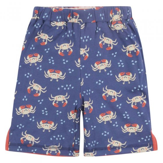 Piccalilly Ocean Crab Reversible Shorts