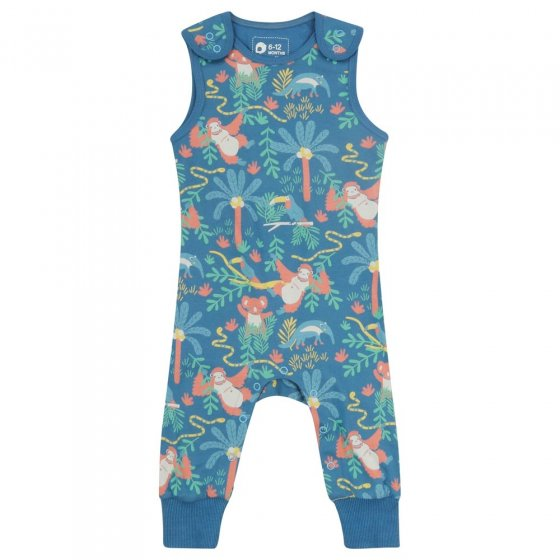 Piccalilly Rainforest Dungarees