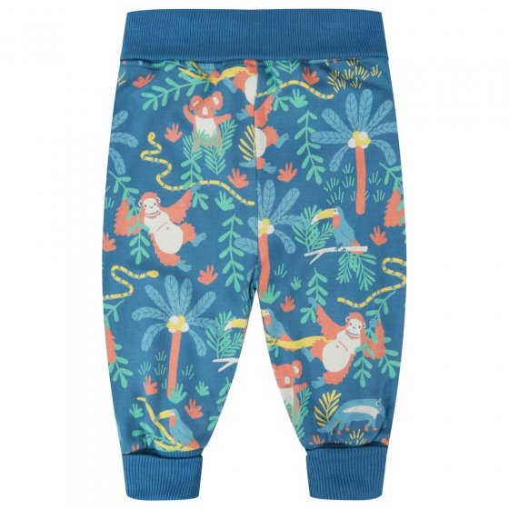 Piccalilly Rainforest Pull-Up Trousers