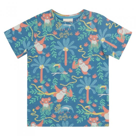 Piccalilly Rainforest All-Over Print T-Shirt