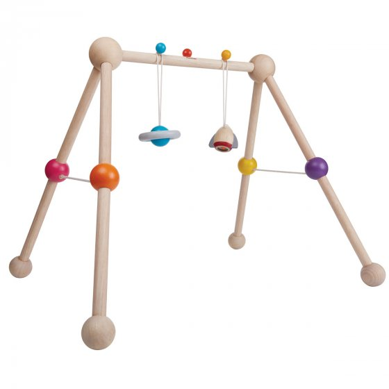 Plan Toys Space Baby Gym