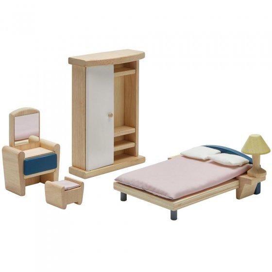Plan Toys Bedroom Dolls House Furniture set