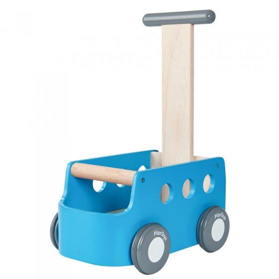 Plan Toys Blue Van Walker