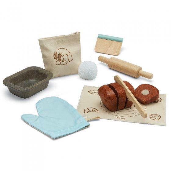 Plan Toys Bread Loaf Set