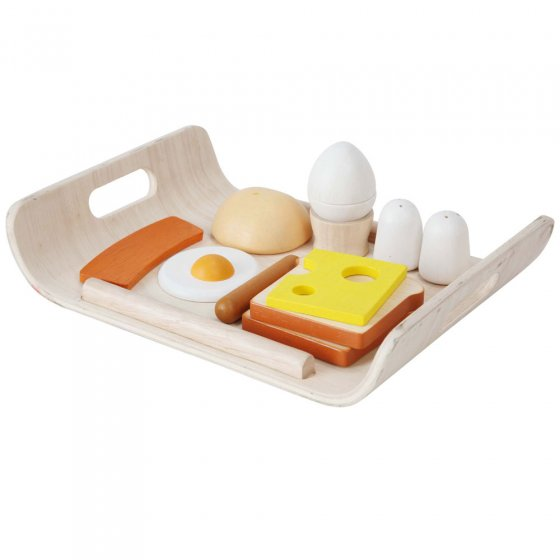 Plan Toys Breakfast Menu Tray