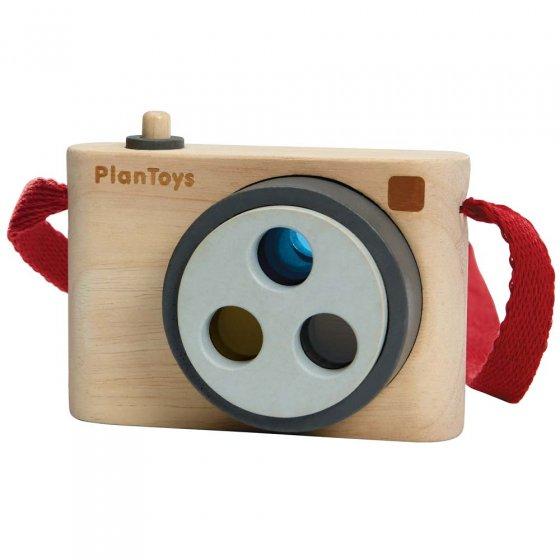Plan Toys Coloured Snap Camera