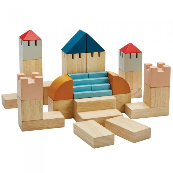 Plan Toys Creative Blocks Orchard