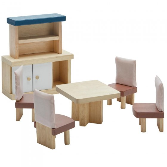 Plan Toys Dining Room Dolls House Furniture