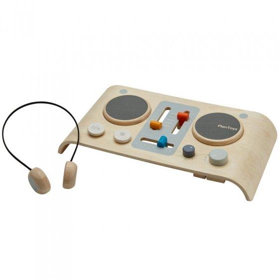 Plan Toys DJ Mixer Kit