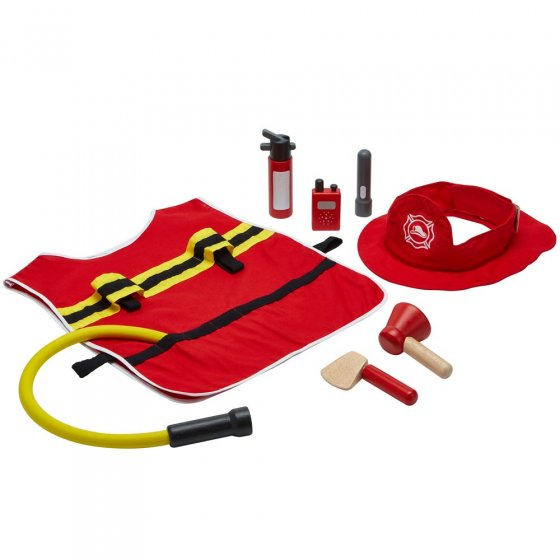 Plan Toys Fire Fighter Play Set