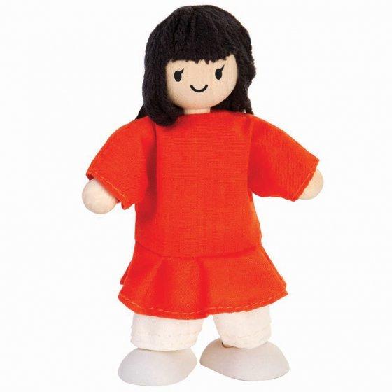 Plan Toys Girl Doll