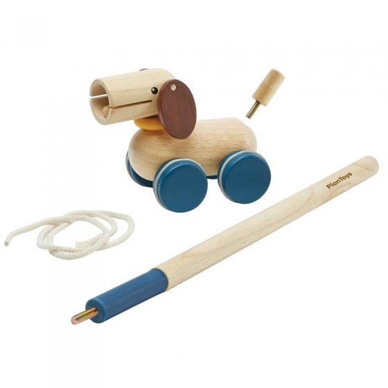 Plan Toys Push and Pull Puppy
