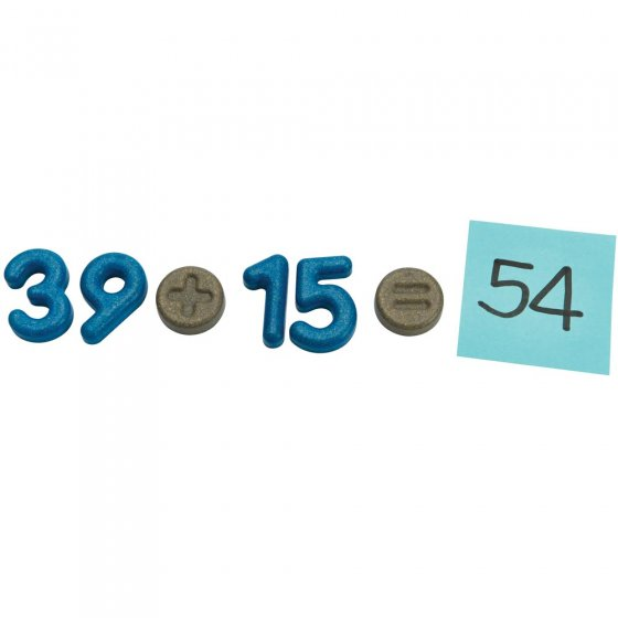 Plan Toys Numbers and Symbols