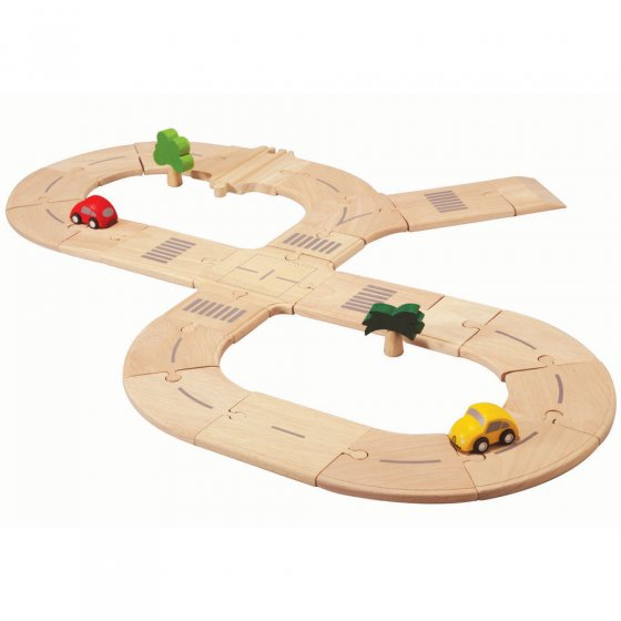 Plan Toys Standard Road System
