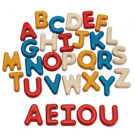 Plan Toys Upper Case Alphabet