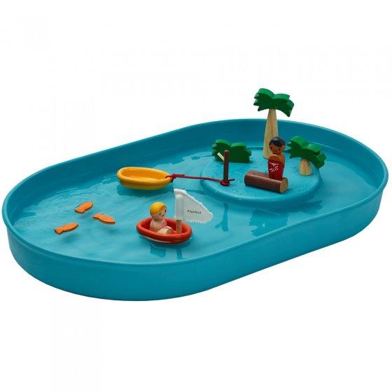 Plan Toys Water Way Play Set