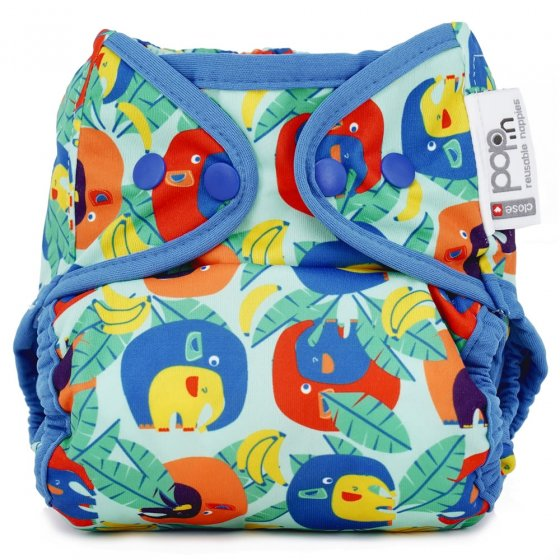 Pop-in Cwtch Popper Nappy Cover