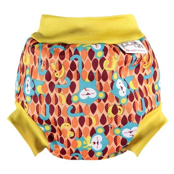 Pop-in Swim Nappy Monkey