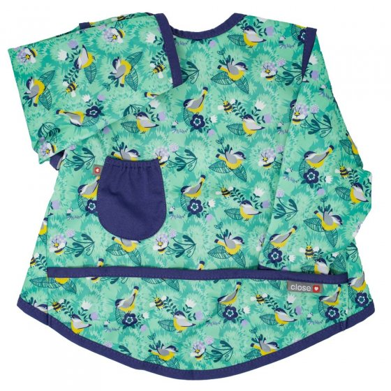 Pop-in Round The Garden Stage 4 Coverall Bib