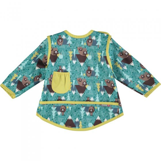 Pop-in Bear Stage 3 Coverall Bib