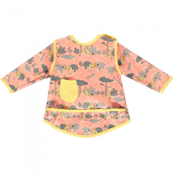 Pop-in Cheetah Stage 4 Coverall Bib