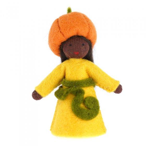 Ambrosius Pumpkin Crown Fairy Black Skin