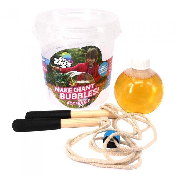 Dr Zigs Pumpkin Spice Pocket Bubble Kit