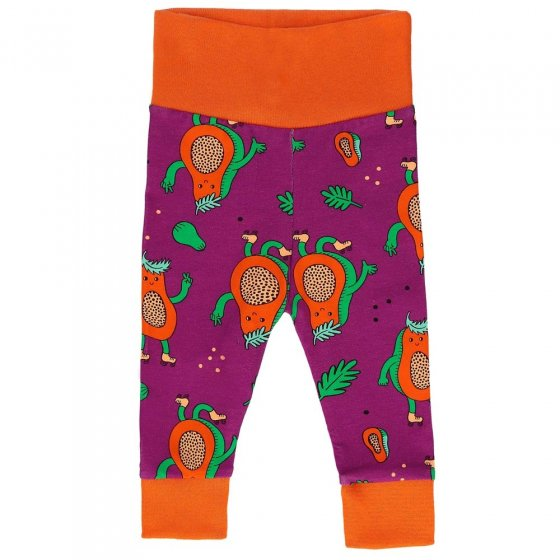 Raspberry Republic Papaya Power Baggy Pants