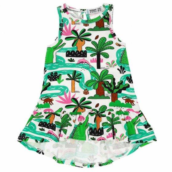 Raspberry Republic Amazing Amazonia Dress